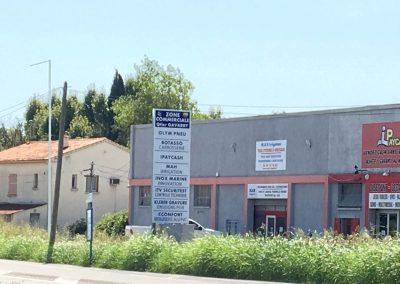 Zone Commerciale Gavarry La Crau