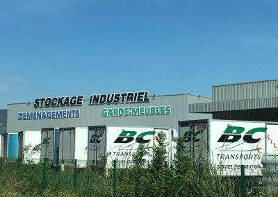 Stockage industriel